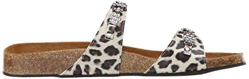 Callisto Women's Leopard Sandal Princess Dress qa7Pg