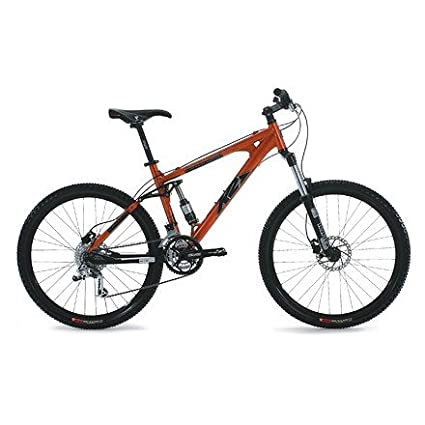 Amazoncom K2 Lithium 40 Mens Dual Suspension Mountain Bike 26