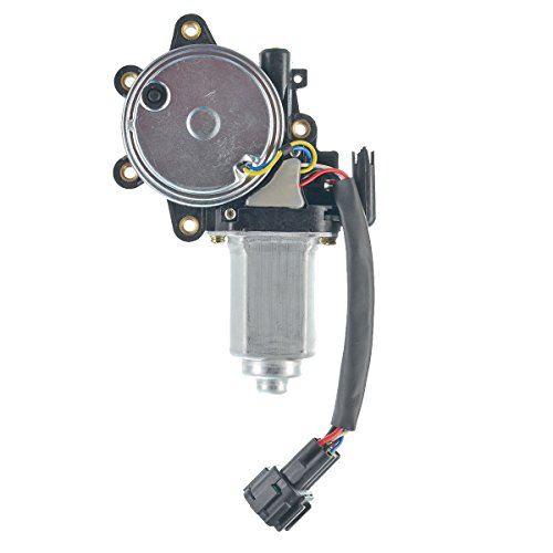 A-Premium Anti-Clip Function Window Lift Motor for Nissan Pathfinder R51 2007-2012 Front Right Passenger Side