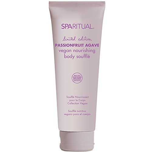 SpaRitual PASSIONFRUIT AGAVE NOURISHING BODY SOUFFLE, 3.4 oz. by SpaRitual