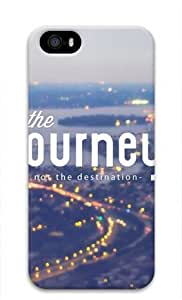 Iphone 5 5s 3D PC Hard Shell Case The Journey by Sallylotus by runtopwell