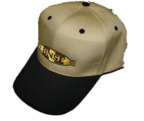 Daylight Sales BNSF Cigar Band Logo Embroidered Hat [hat61] Black