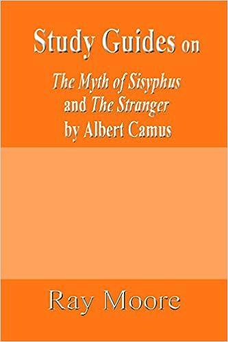 The Myth Of Sisyphus Ebook