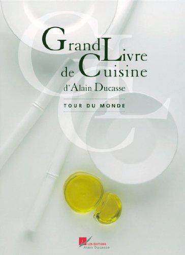 Grand Livre De Cuisine Tour Du Monde 9782848440477 Amazon Com