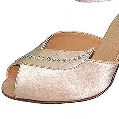 Swing de Zapatos Personalizado baile black de Jazz Personalizables Zapatos Negro Tacón Otro Latino Salsa xz18Baqw4