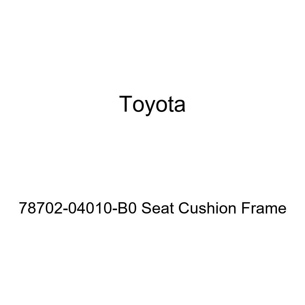Toyota Genuine 78702-04010-B0 Seat Cushion Frame