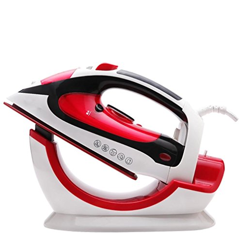 portable steam iron wireless - 2