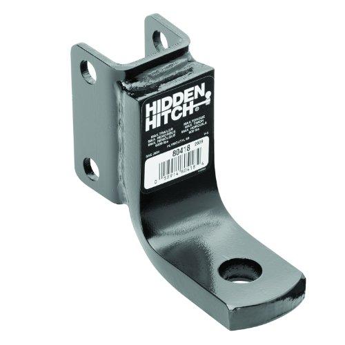 Hidden Hitch 80418 Adjustable Ball Mount Plate (Hidden Hitch Ball Mount)