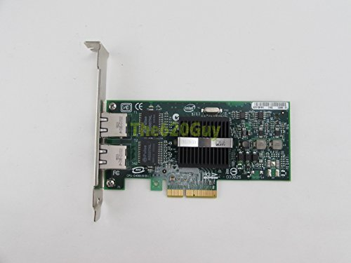 Intel EXPI9402PT PRO/1000 PT Dual Port NIC 2x RJ45 Server Adapter Network Card by The620Guy