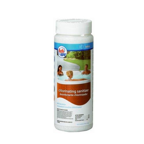 HTH 86220 Chlorinating Sanitizer, 2-Pound