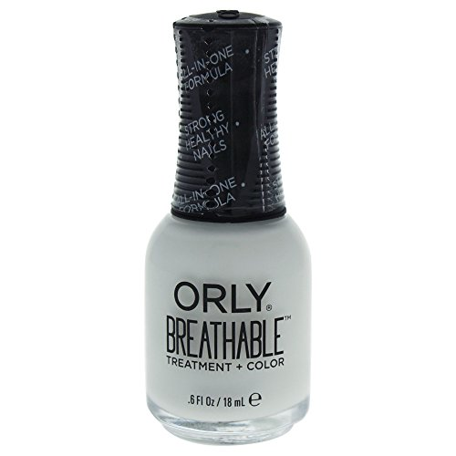 Orly Breathable Nail Color, White Tips, 0.6 Fluid ()