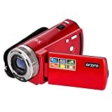 Best Camcorders For Kids - Camera Camcorder, ORDRO Portable 720P Video Camera Recorder Review