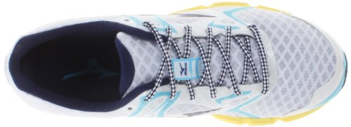 Mizuno Wave Hitogami Mujer US 6 Blanco Zapato para Correr