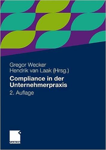Compliance in Der Unternehmerpraxis