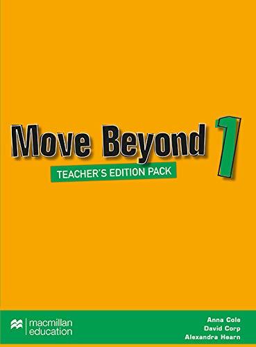 Move Beyond TE Pack 1: Amazon.es: Benne, Rebecca Robb, Metcalf ...