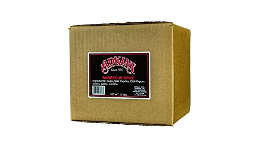 UPC 700113101198, Adkins Western Style Barbecue BBQ Seasoning 10 LBS Bulk All Natural