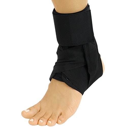 Laced Ankle Brace Vive Immobilizer