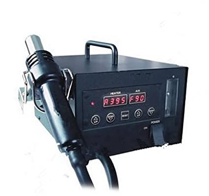 GOWE estación de soldadura de aire caliente, reparar sistema, estación de soldadura SMD pistola