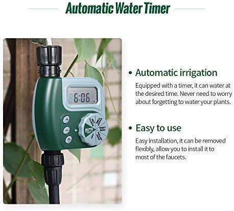 Automatic Water Faucet Timer Garden Irrigation Controller 1-Outlet Sprinkler