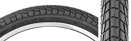 Sunlite Freestyle BMX Kontact Tires, 18