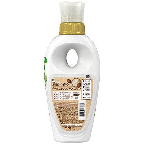 レノアハピネス ナチュラルフレグランス プリンセスパールブーケ&シアバターの香り 本体 520mL