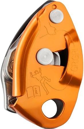 Petzl 2 Grigri Orange - Material de rappel y descenso, color ...