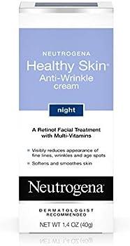Neutrogena 1.4 Oz Healthy Skin Anti Wrinkle Retinol Cream
