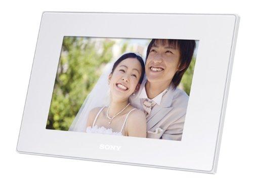 ソニー SONYデジタルフォトフレーム D72N ホワイト DPF-D72N/W B002TO4N4E
