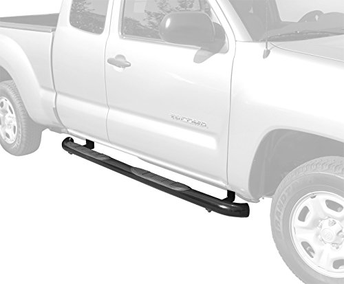 Custom Fit 2005-2017 Toyota Tacoma Access (Extended) Cab Black 3