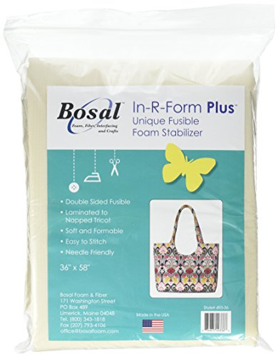 Bosal 493-36 In-R-Form Plus Unique Fusible Foam Stabilizer-36