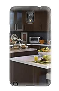 Brand New Note 3 Defender Case For Galaxy (kitchen With A Breakfast Bar)