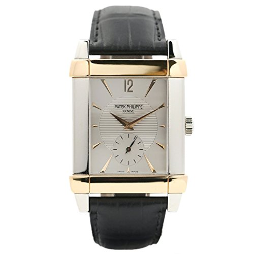 Patek Philippe Gondolo Platinum Rose Gold Watch 5111P-Certified Pre-Owned