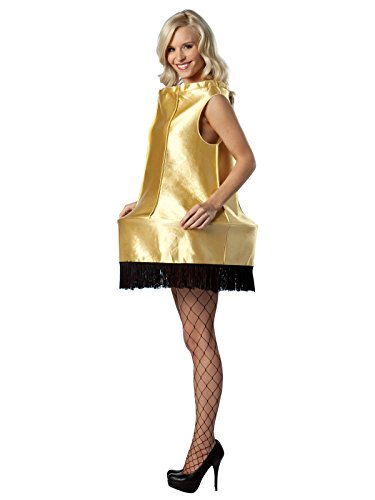 Rasta Imposta Christmas Lamp Foam Dress -