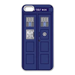 Police Box Bestselling Hot Seller High Quality Case Cove Hard Case For Iphone 5S