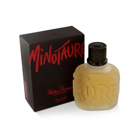 MINOTAURE by Paloma Picasso for MEN: AFTERSHAVE 4.2 OZ