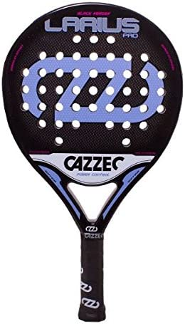 Pala De Pádel Cazzec Larius Pro Lady Black Series: Amazon.es ...