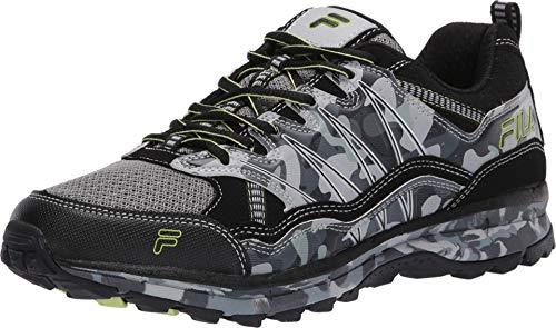 Cheap Fila Evergrand Trail Monument/Black/Camo 11 fila trail shoes