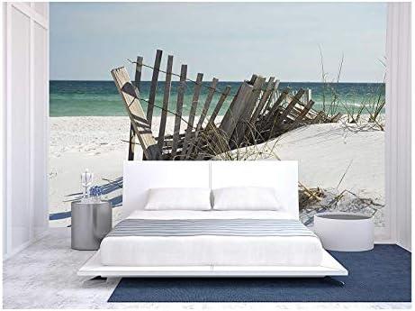 Beach Fence Near Pensacola Beach Florida