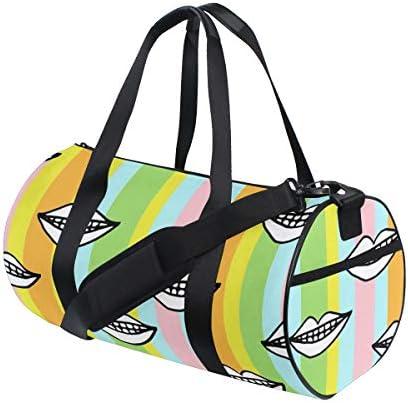 ボストンバッグ 口 スマイル ジムバッグ ガーメントバッグ メンズ 大容量 防水 バッグ ビジネス コンパクト スーツバッグ ダッフルバッグ 出張 旅行 キャリーオンバッグ 2WAY 男女兼用