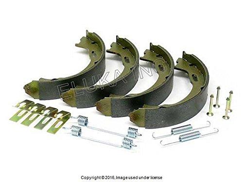Mercedes-Benz Rear Left Parking Brake Shoe Set ML320 ML350 ML430 ML500 ML55 AMG