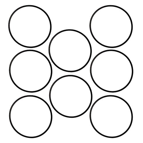 Gasket Float Bowl (Panari (Pack of 8) Float Bowl Gasket for Briggs and Stratton 693981 280492)
