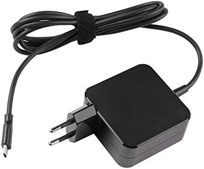 Boyuan 20V 2,25A 45W USB-C Adaptador Cargador Repuesto ...