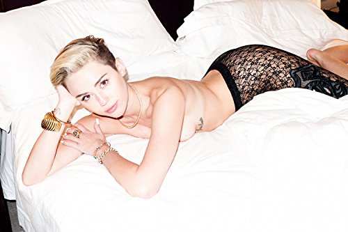 Miley Cyrus Sexy Hot Girl Poster 13x19