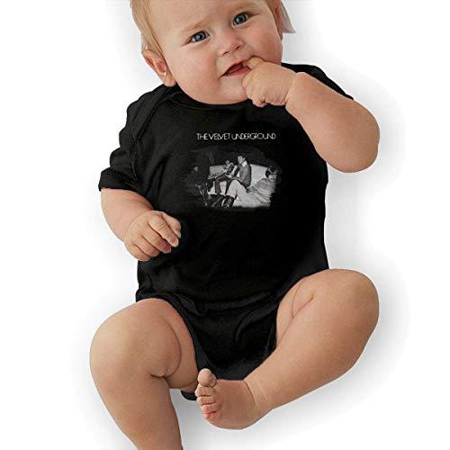 (sretinez Baby's The Velvet Underground Onesies Bodysuit)