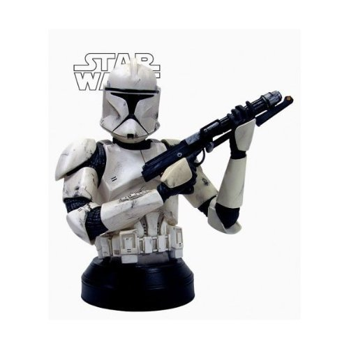 Star Wars: Clone Trooper Deluxe Mini-Bust