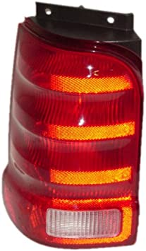 Sherman Replacement Part Compatible with Ford Ranger Driver Side Taillight Assembly Partslink Number FO2800149