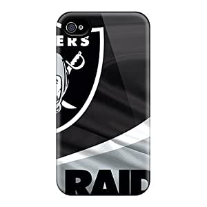 DPm666jipA winvin Awesome Case Cover Compatible With Iphone 6 plus - Oakland Raiders