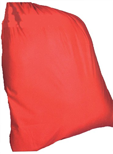 Velour Santa Toy Bag Costume Accessory