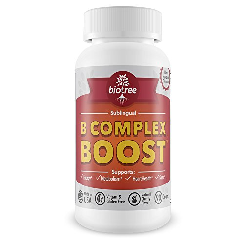 Vitamin B12 Sublingual -B Comp...