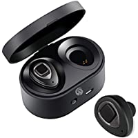 WOWOGO Wireless Earbuds Bluetooth Headphones with Mic for iPhone, Samsung and Smartphones